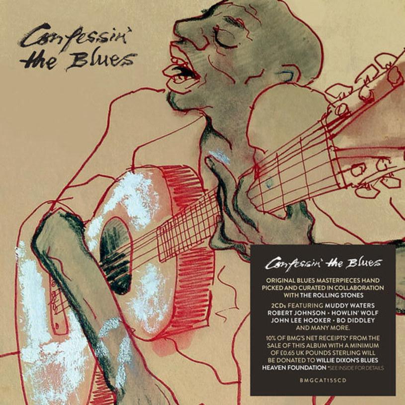 """9 listopada ukaże się dwupłytowa kompilacja """"Confessin' The Blues"""" przygotowana przez muzyków The Rolling Stones."""