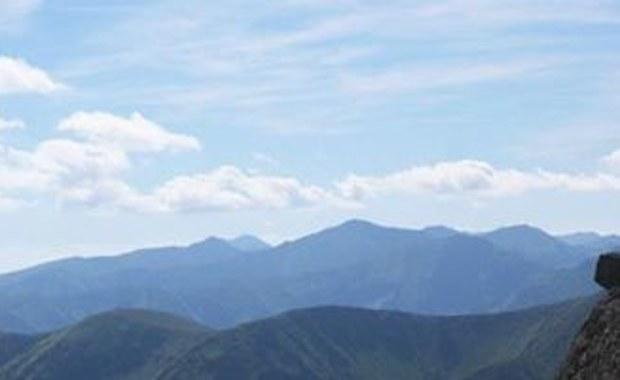 Polski przewodnik górski zginął w słowackich Tatrach. Mężczyzna od wczoraj był poszukiwany, kiedy jego żona powiadomiła służby, że ten nie wrócił z samotnej wyprawy.