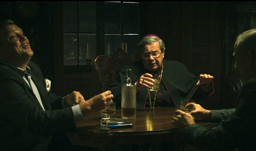 """28 września na ekrany kin trafi nowy film Wojtka Smarzowskiego """"Kler""""."""