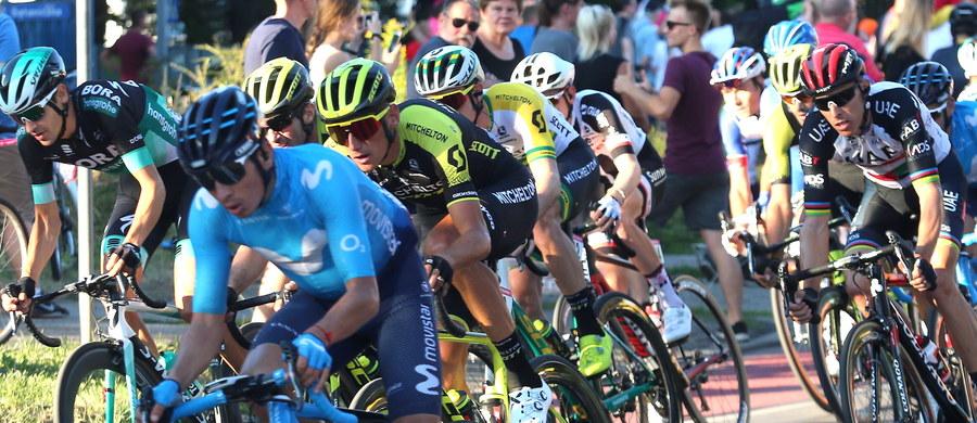 Kolumbijczyk Alvaro Hodeg z ekipy Quick-Step wygrał w Zabrzu, po finiszu z peletonu, trzeci etap wyścigu kolarskiego Tour de Pologne. Zdobył też żółtą koszulkę lidera.