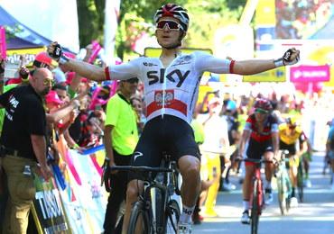 Tour de Pologne: Triumf Michała Kwiatkowskiego w Szczyrku