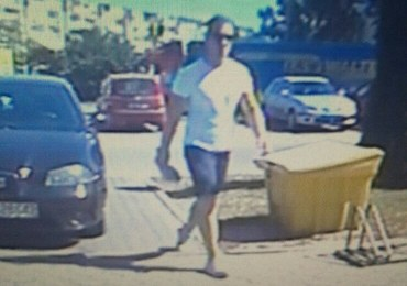Śrem: Policja szuka mężczyzny, który napadł na bank