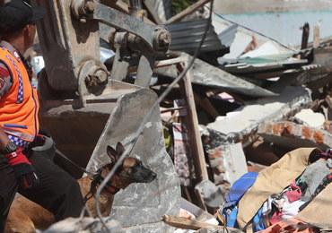 Wzrasta liczba ofiar trzęsienia ziemi w Indonezji