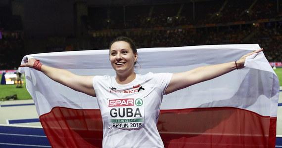 Mamy kolejny medal lekkoatletycznych mistrzostw Europy w Berlinie! Paulina Guba wywalczyła złoto w pchnięciu kulą uzyskując wynik 19,33.