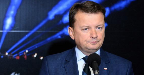 Brak Wojska Polskiego na uroczystości na Westerplatte to skandal, sytuacja nie do pomyślenia - oświadczył szef MON Mariusz Blaszczak. Zażądał od prezydenta Gdańska zmiany tej decyzji. Nie wyobrażam sobie, żeby 1 września na Westerplatte nie było Wojska Polskiego - podkreślił.