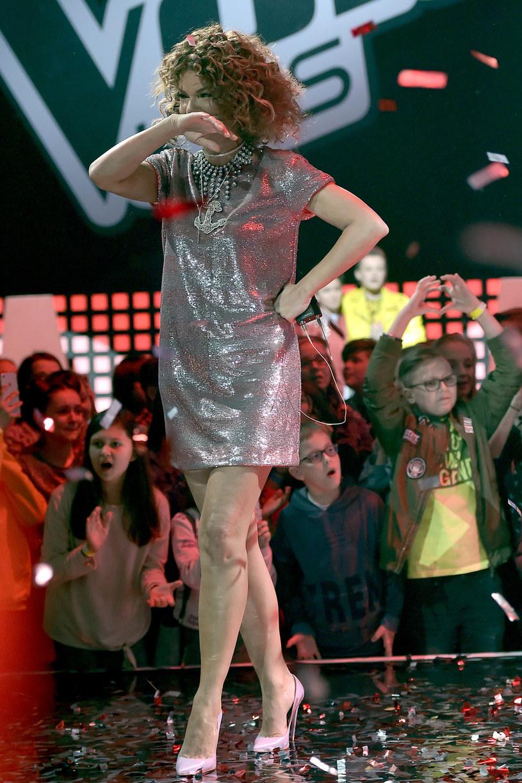 """Trwają przygotowania do drugiej edycji """"The Voice Kids"""", ale prawdopodobnie program TVP2 czekają zmiany. """"Fakt"""" informuje, że z udziału w zdjęciach zrezygnowała Edyta Górniak."""