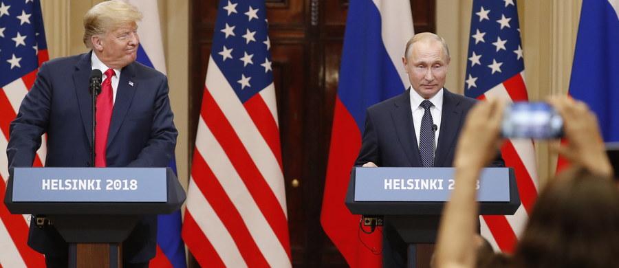 Rosyjski rynek zareagował na decyzję o amerykańskich sankcjach. Kurs rubla jest na najniższym od 4 miesięcy poziomie, odnotowano też spadki na giełdzie. To efekt ogłoszonej w środę decyzji Departamentu Stanu USA o nałożeniu na Moskwę sankcji za marcowy atak z użyciem broni chemicznej na byłego rosyjskiego szpiega Siergieja Skripala.