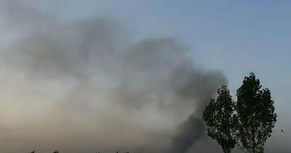 Afganistan: Katastrofa wojskowego śmigłowca. Siedem osób zginęło