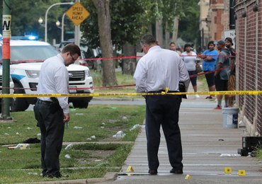 Władze Chicago rozpoczynają walkę z gangami. W weekend zginęło 12 osób, w tym 11-latek