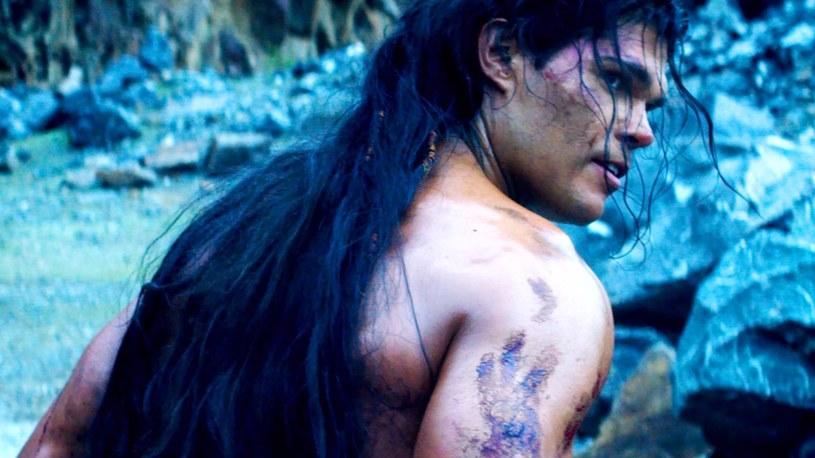 """""""Samson"""" - widowiskowe kino akcji o biblijnym superbohaterze, który poświęca wszystko, aby pomścić swoją miłość, wyzwolić swój lud i uszanować przyrzeczenia złożone Bogu, w kinach już od 17 sierpnia."""