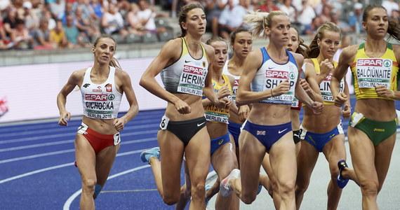 Angelika Cichocka (SKLA Sopot) i Sofia Ennaoui (MKL Szczecin) awansowały do niedzielnego finału lekkoatletycznych mistrzostw Europy w biegu na 1500 m.