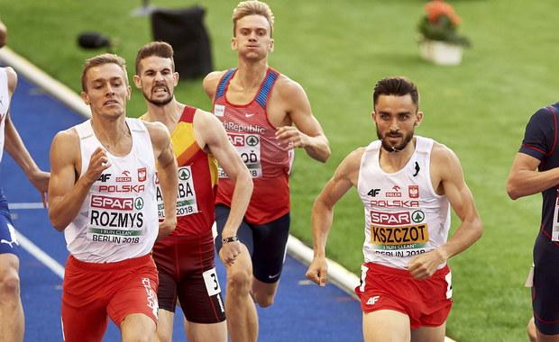 Trzech polskich lekkoatletów wystąpi w sobotnim finale biegu na 800 m w mistrzostwach Europy w Berlinie: Mateusz Borkowski (RKS Łódź), Adam Kszczot (RKS Łódź) i Michał Rozmys (UKS Barnim Goleniów).
