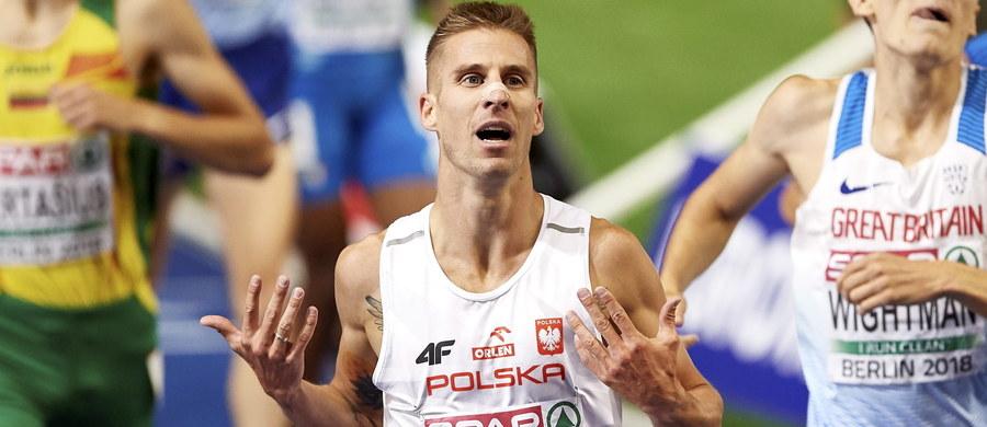 Marcin Lewandowski zdobył srebrny medal w biegu na 1500 metrów na mistrzostwach Europy w lekkoatletyce rozgrywanych w Berlinie. Bieg wygrał Norweg Jakob Ingebritsen. To szósty medal dla Polski podczas tej imprezy.