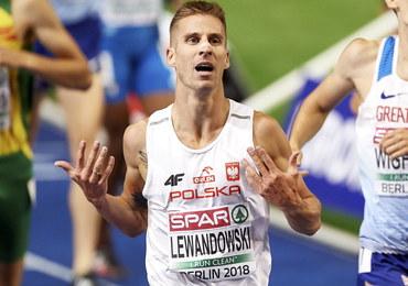 Świetny bieg Marcina Lewandowskiego! Polak zdobywa srebrny medal!