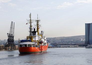 Szef włoskiego MSW: Statek Aquarius z migrantami nie zobaczy naszego portu