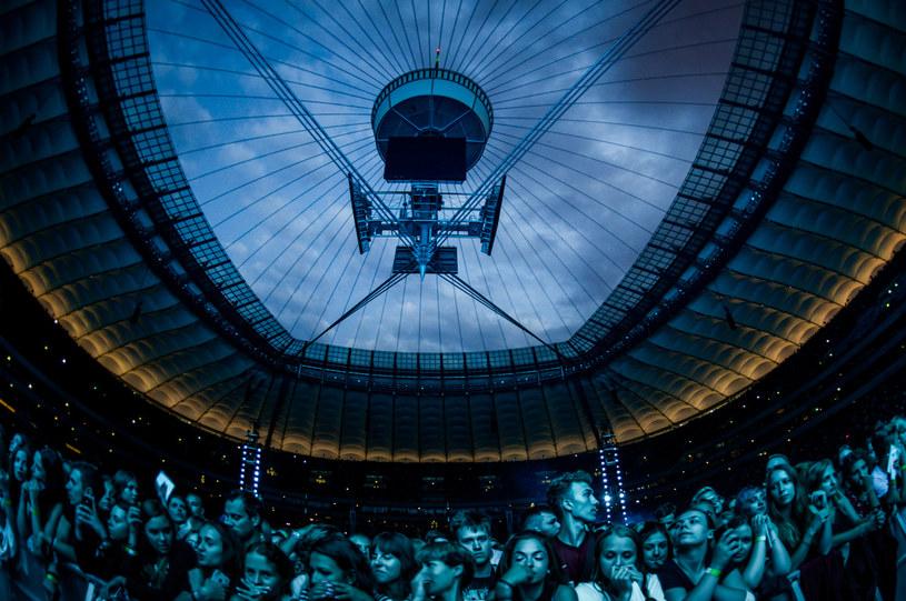 11 sierpnia w Warszawie na PGE Narodowym wystąpił Ed Sheeran. Zobacz zdjęcia publiczności.
