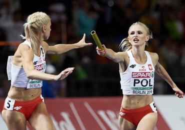 Lekkoatletyczne ME: Złoty medal Polek w sztafecie 4x400 m