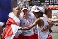 Lekkoatletyczne ME. Polacy cieszyli się z podium w maratonie, którego nie było