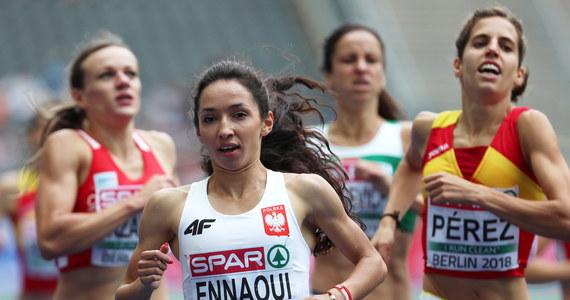 Sofia Ennaoui (MKL Szczecin) wynikiem 4.03,08 uzyskanym w biegu na 1500 m zdobyła w Berlinie srebrny medal lekkoatletycznych mistrzostw Europy. Zwyciężyła Brytyjka Laura Muir - 4.02,32. Broniąca tytułu Angelika Cichocka (SKLA Sopot) zajęła 12. miejsce.