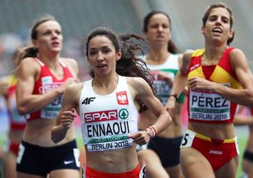 Mamy srebro! Sofia Ennaoui wicemistrzynią Europy w biegu na 1500 m