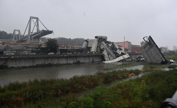35 osób zginęło, a kilkanaście zostało rannych w wyniku zawalenia się wiaduktu-mostu na autostradzie w Genui na północy Włoch we wtorek - taki bilans katastrofy podają media. Są to dane wstępne. Gruzowisko przeszukują setki strażaków i ratowników.