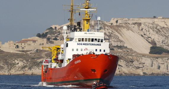 """Francja, Hiszpania, Niemcy, Portugalia i Luksemburg zgodziły się przyjąć 141 migrantów z """"Aquariusa"""", statku organizacji pozarządowej SOS Meditarranee - poinformowała Komisja Europejska. Na zacumowanie statku w swoim porcie zgodę wyraziła Malta."""