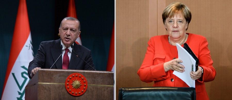 Silna gospodarka turecka leży także w interesie Niemiec - podkreślił w środę prezydent Turcji Recep Tayyip Erdogan w rozmowie telefonicznej z niemiecką kanclerz Angelą Merkel.