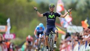 Kolarstwo: Vuelta a Espana - 2. etap: Marbella - Caminito del Rey