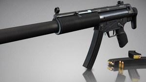 W CS:GO pojawiła się nowa broń - MP5-SD