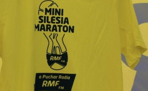 Dokładnie za 7 tygodni - 6 października w Parku Śląskim w Chorzowie startuje Mini Silesia Marathon o puchar Radia RMF FM. Do biegu zgłosiło się już około tysiąca biegaczy. Zapisy cały czas trwają.