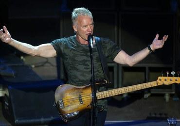 Sting odwiedził protestujących robotników. Zaśpiewał dla nich kilka piosenek