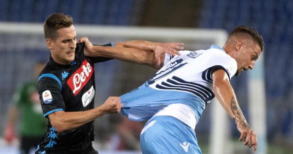 Arkadiusz Milik, który w sobotnim meczu z Lazio w Rzymie strzelił bramkę dla Napoli w pierwszej kolejce włoskiej ekstraklasy piłkarskiej, przyznał, że ostatnie dwa lata były dla niego trudne, ale czuje wsparcie trenera Carlo Ancelottiego.