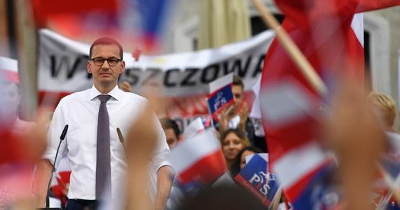 """Czy premier Mateusz Morawiecki osobiście negocjował przystąpienie Polski do Unii Europejskiej? Deklarację szefa rządu skomentował były premier Leszek Miller. """"Nic Pan nie negocjował"""" – napisał polityk Sojusz Lewicy Demokratycznej."""