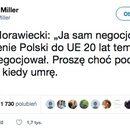 Absrud na spotkaniu z wyborcammi w Sandomierzu