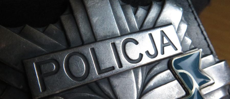Atak nożownika w Wiązowie na Dolnym Śląsku. 22-letni mężczyzna dźgnął nożem 20-latkę.