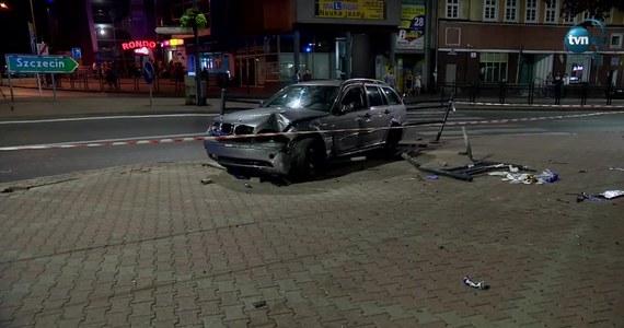 Są zarzuty dla 18-latka ze Stargardu pod Szczecinem, który w sobotni wieczór wjechał w grupę pieszych. Nastolatek odpowie za sprowadzenie bezpośredniego niebezpieczeństwa katastrofy w ruchu lądowym.