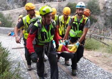 Tragedia w parku narodowym na południu Włoch. Wzrósł bilans ofiar
