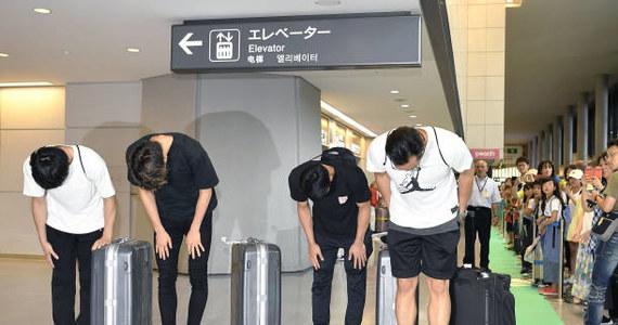 Czterech japońskich koszykarzy zostało wykluczonych z reprezentacji i odesłanych do domu z igrzysk azjatyckich za seks z prostytutkami. Sportowcy, przebywający w Indonezji, zostali przyłapani w dzielnicy czerwonych latarni w Dżakarcie. Nawet nie próbowali się ukrywać – byli ubrani w stroje reprezentacji Japonii.