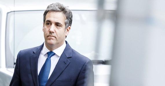 Były osobisty prawnik Donalda Trumpa Michael Cohen oddał się w ręce FBI - podała telewizja CNN. AP napisała jedynie, że widziano, jak Cohen, który postanowił przyznać się do zarzutów dotyczących oszustw podatkowych i bankowych, wszedł do budynku FBI.