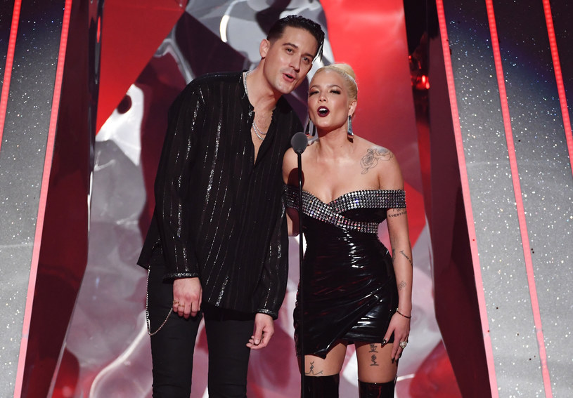 Halsey i G-Eazy zostali przyłapani razem, gdy opuszczali afterparty po gali MTV Video Music Awards 2018. Czyżby para wróciła do siebie?