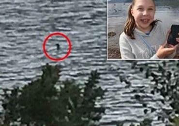 12-latka zrobiła telefonem zdjęcie na wakacjach w Szkocji. Widać na nim... Nessie?
