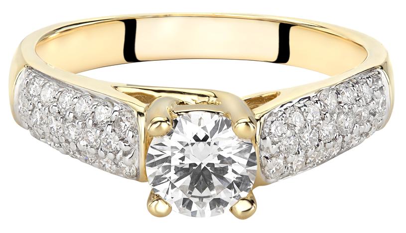 8df42ff6cfb1e9 Nowoczesny czy klasyczny? Sprawdź, jaki pierścionek będzie do ciebie ...