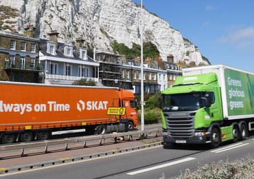 """Brexit na twardo? Kierowcy ciężarówek muszą liczyć się z """"całkowitym, kompletnym chaosem"""""""