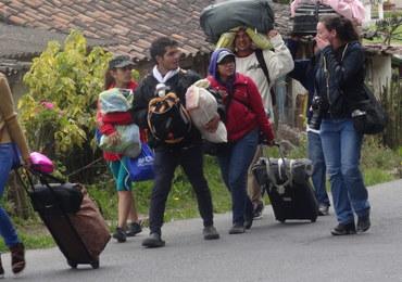 Exodus z Wenezueli. ONZ apeluje o przyjmowanie uchodźców