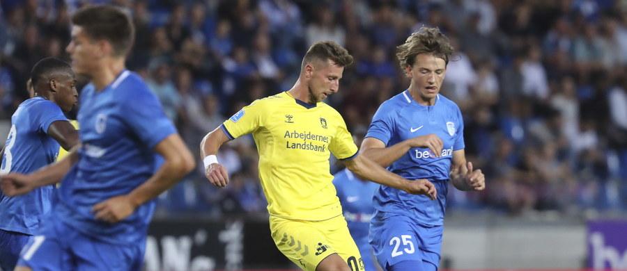 Kamil Wilczek strzelił bramkę dla Broendby Kopenhaga, ale jego zespół przegrał na wyjeździe z KRC Genk 2:5 w pierwszym meczu 4. rundy eliminacji piłkarskiej Ligi Europejskiej. Z kolei Łudogorec Razgrad pokonał na wyjeździe Torpedo Kutaisi 1:0. Rewanże za tydzień.