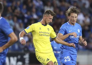 Piłkarska LE: Gol Wilczka, porażka Broendby z KRC Genk