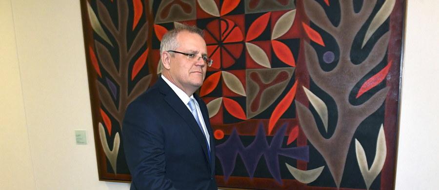 Centroprawicowa Partia Liberalna Australii (LPA) wybrała na nowego premiera kraju dotychczasowego ministra skarbu Scotta Morrisona. Głosowanie w tej sprawie zwołał ustępujący premier Malcolm Turnbull, który stracił poparcie w LPA.