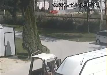 Egzaminator o wypadku na przejeździe kolejowym: Kilkakrotnie próbowaliśmy uruchomić zgaszone auto