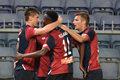 Serie A. 43 minuty ciszy kibiców klubów z Genui