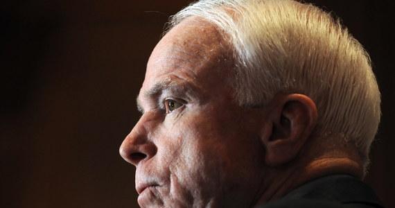 Organizatorzy uroczystości ku czci zmarłego senatora Johna McCaina ogłosili w niedzielę, że nabożeństwo żałobne zostanie odprawione w sobotę w Waszyngtonie a pogrzeb w niedzielę.